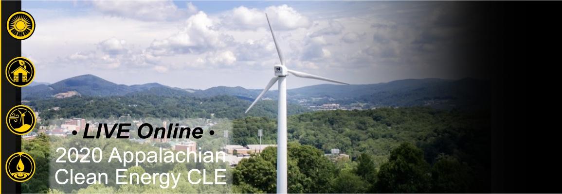 2020 Appalachian Clean Energy CLE
