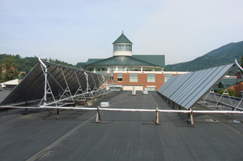 asu solar thermal