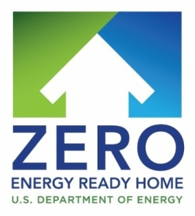 Zero Energy Ready Home Sticker