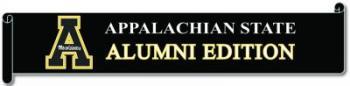 Appalachian State Alumni Edition