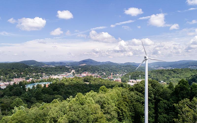 Sustainability at Appalachian